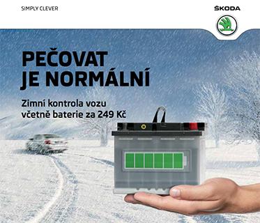 Zimní kontrola 2016